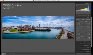 Learn Lightroom 6 / CC - Episode 11: Create a Panorama