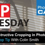 Two Photoshop Tips: Non Destructive Cropping and Perfect Brush Size and Hardness