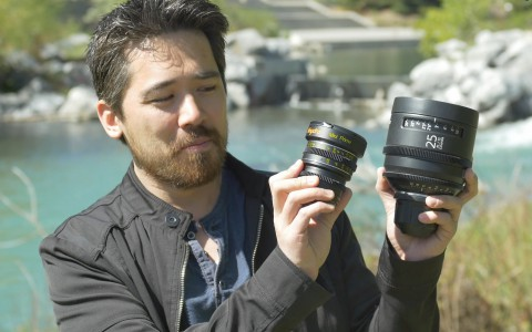Veydra Mini-Primes Hands-On Field Test
