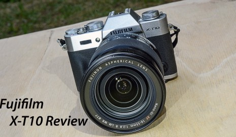 LensVid Exclusive: Fujifilm  X-T10 Review