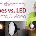 Strobes vs. LEDs – What's Best Light for Hybrid Photo & Video Shooters?