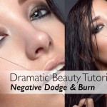 Using Negative Dodge & Burn for Dramatic Portrait in Photoshop