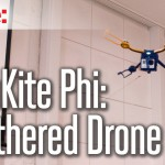 Hands-On with the PhotoKite Phi: A Tethered Drone