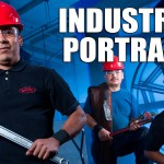 Tips for Shooting Industrial Portraits