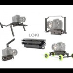 LOKI – The Super Modular Camera Rig that does it All