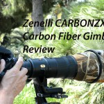 LensVid Exclusive: Zenelli CARBONZX – Carbon Fiber Gimbal Head Review