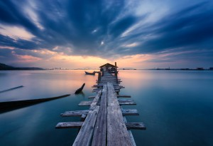 Quick Photoshop Secrets 5: How To Create a More Impacting Sunrise/Sunset
