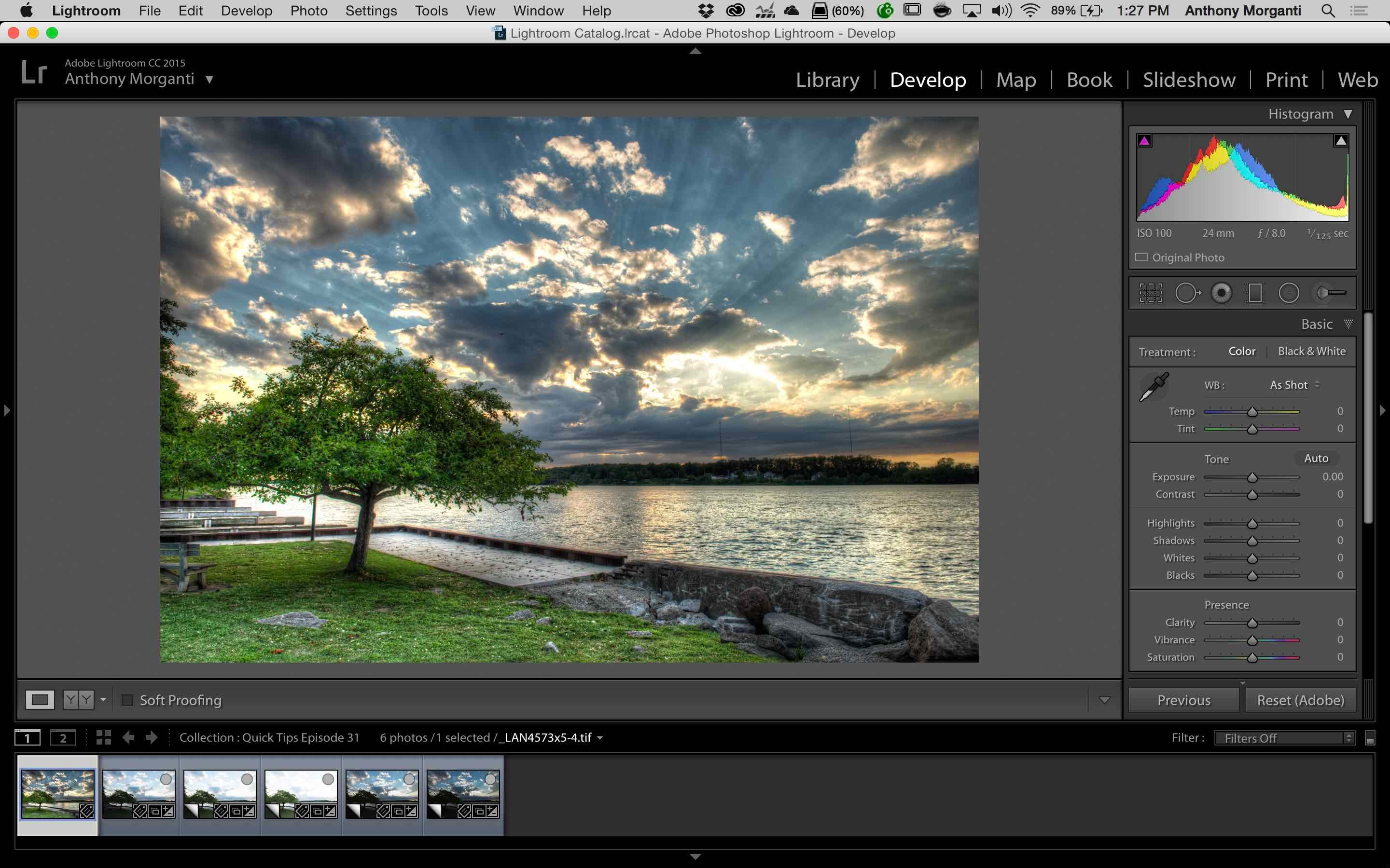 How to Use Aurora HDR 2017 as the Adobe Lightroom Plug-in ...