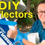 How to Make Your Own DIY Reflector