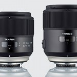 First Hands On with the Tamron SP 35mm and 45mm F/1.8 Di VC USD lenses