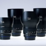 Zeiss Announces the Milvus Lens Family for Canon/Nikon DSLRs