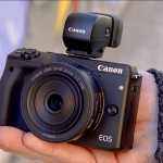 Canon EOS M3 Hands-On Review