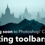 Coming Soon to Photoshop: Edit Your Toolbars