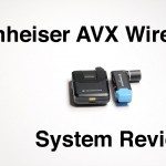 Sennheiser AVX Wireless Microphone System Review (MKE2 Mic)