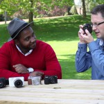 First Hands on with the Canon EOS M10, PowerShot G9 X and PowerShot G5 X Cameras