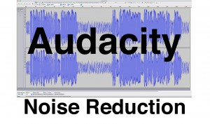 Noise-Reduction-with-Audacity-Quick-Sound-Tutorial