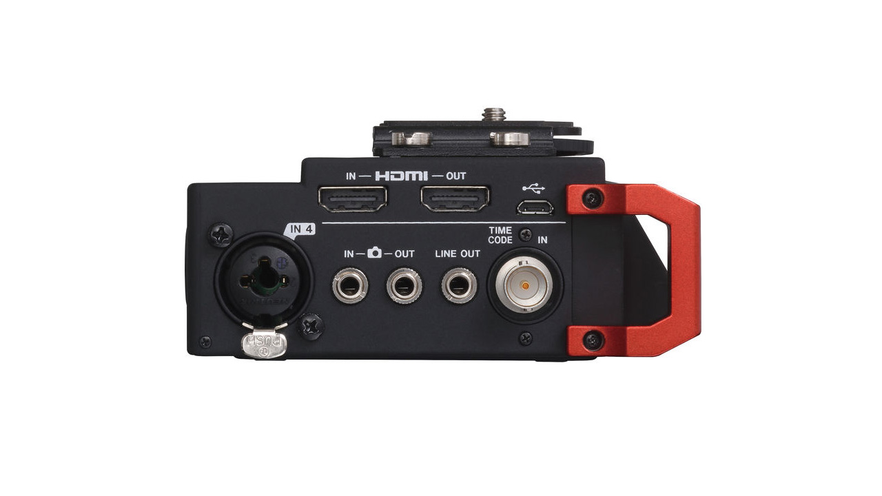 Tascam-DR-701D-side