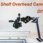 LensVid Exclusive: Off The Shelf Overhead Camera Rig DIY Build