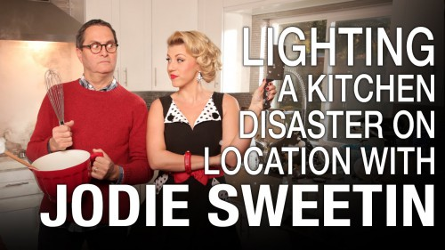 Lighting-a-Kitchen-Disaster-on-Location-with-Jodie-Sweetin