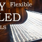 How to Make a DIY Flexible LED Panel