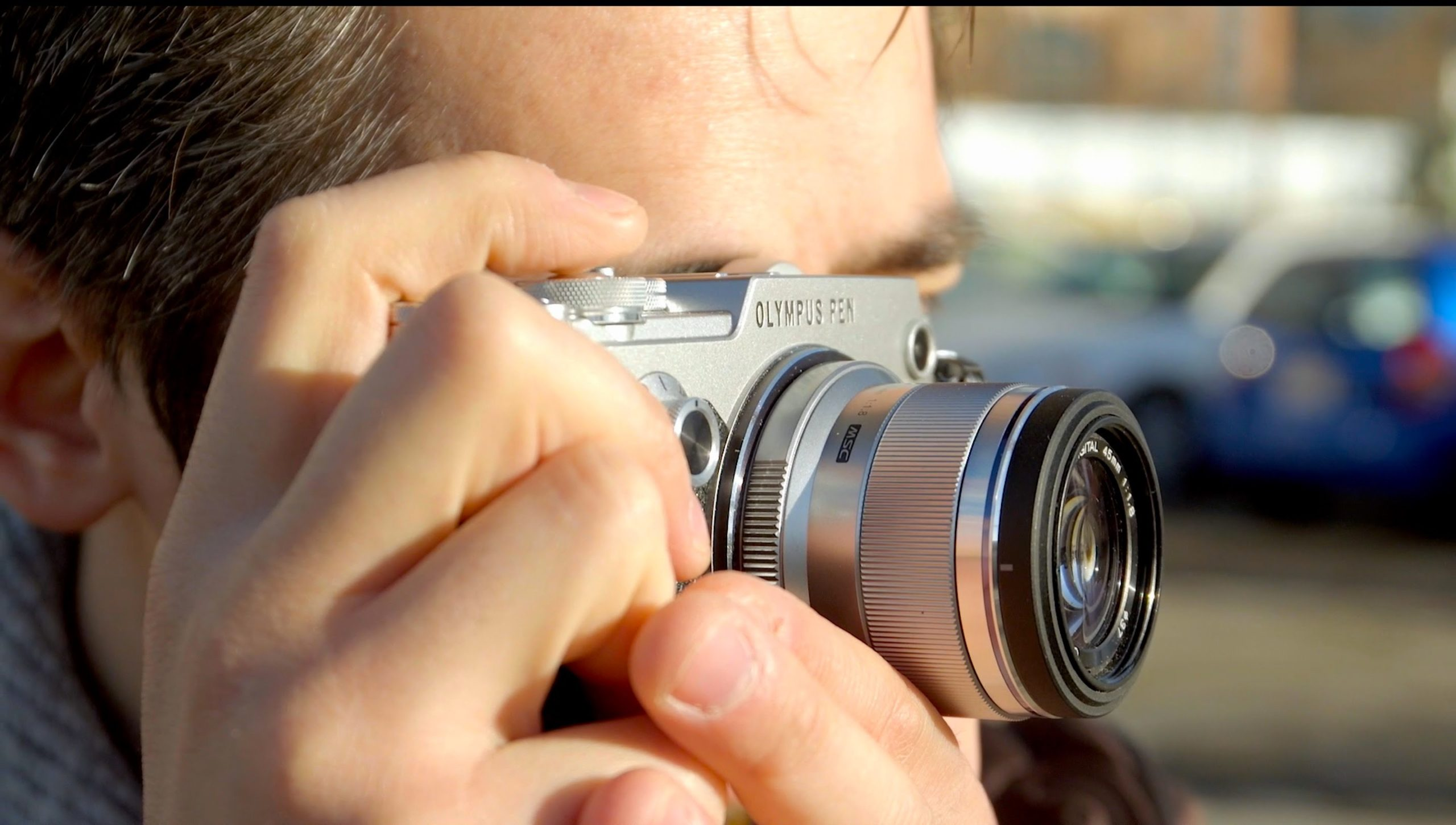 Olympus PEN-F Hands-On Review - LensVid comLensVid com