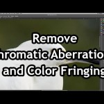 A Tip for Remove Chromatic Aberrations and Color Fringing in Photoshop