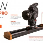 Shootools Camera Slider PRO with Magnetic Field Technology