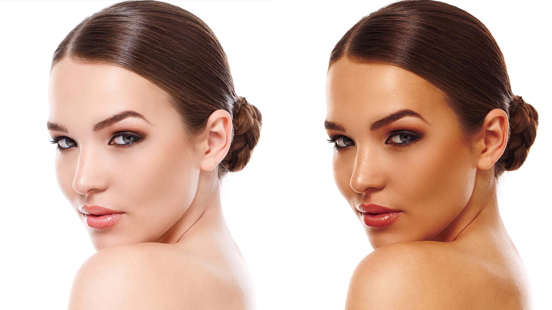 How to Add a Tan to Your Model in Photoshop