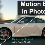 How to Fake Motion in a Photograph in Photoshop