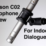 Samson C02 Condenser Microphone Review
