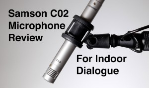 Samson-C02-Microphone-for-Indoor-Dialogue-Review-Affordable-Super-Cardioid-Microphone
