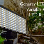 LensVid Exclusive: Genaray LED-7500T Variable-Color LED Review