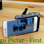 LensVid Exclusive: miggo Pictar – iPhone Camera Grip First Look