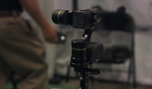 NAB-2016-LanParte-Gimbals-LA3D-for-GoPro-or-Smartphones-with-Wireless-Control-Unit-4K