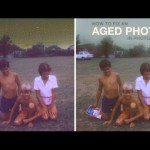How to Correct and Old Photo in Photoshop