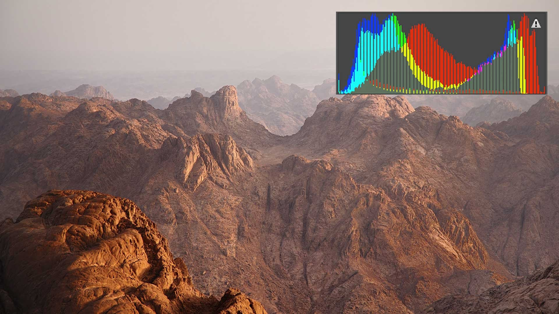 Getting the Perfect Exposure - How to Use the Histogram in Photoshop