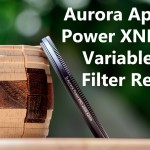 LensVid Exclusive: Aurora Aperture Power XND 2000 Variable Neutral Density Filter Review