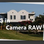 LensVid Editing Tip: Working with JPEG on Camera RAW in Photoshop CC
