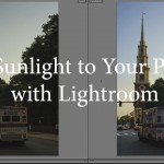 LensVid Editing Tip: Add Sunlight to Your Photos with Lightroom