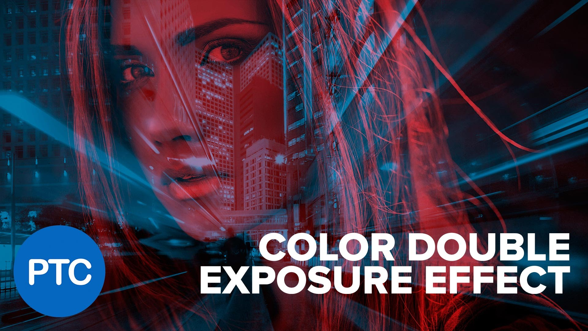 How to fix color cast in photoshop -  How To Create A Color Double Exposure Effect In Photoshop