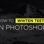 How To Whiten Teeth in Camera RAW