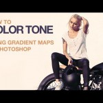How to Color Tone Using Gradient Maps
