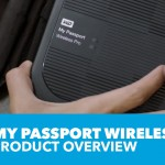 WD My Passport Wireless Pro – Your HD Media Storge in the Field
