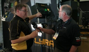 Newsshooter-at-NAB-2016-IKAN-Lyra-Soft-Panels