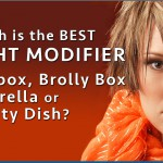 Which Light Modifier Work Best?