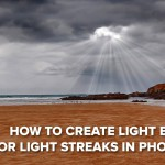 How to Add Light Beams in Photoshop