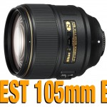 Just Announced: Nikon AF-S FX NIKKOR 105mm f/1.4 ED