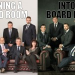 Turning a Bored Room into a Board Room in Photoshop