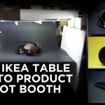 How to Turn an $8 Ikea Table Into Product Shot Booth