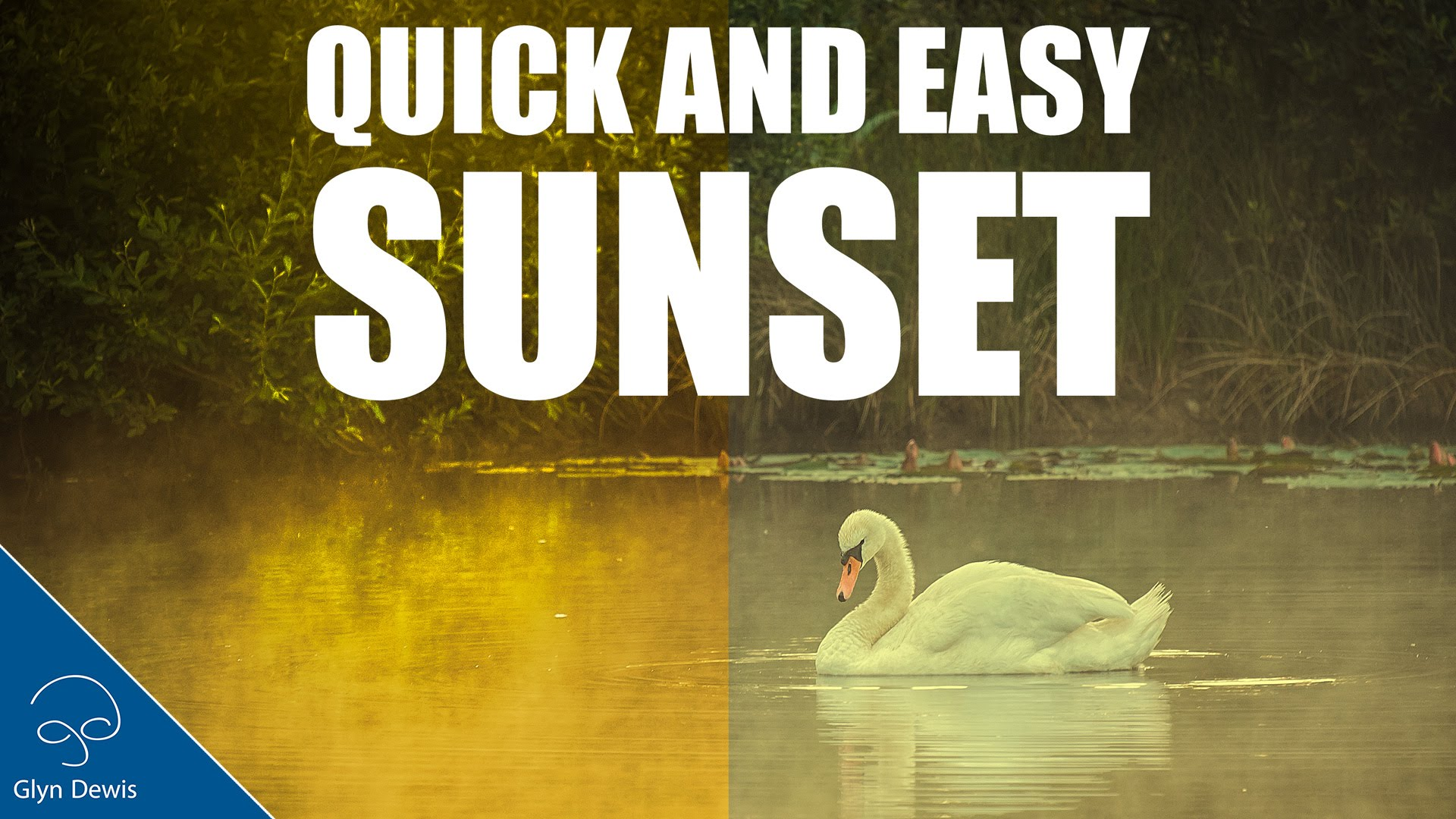Easily Add a Sunset look to You Image in Photoshop